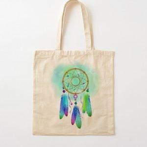 სიზმრების მჭერი-ტილოს ჩანთა